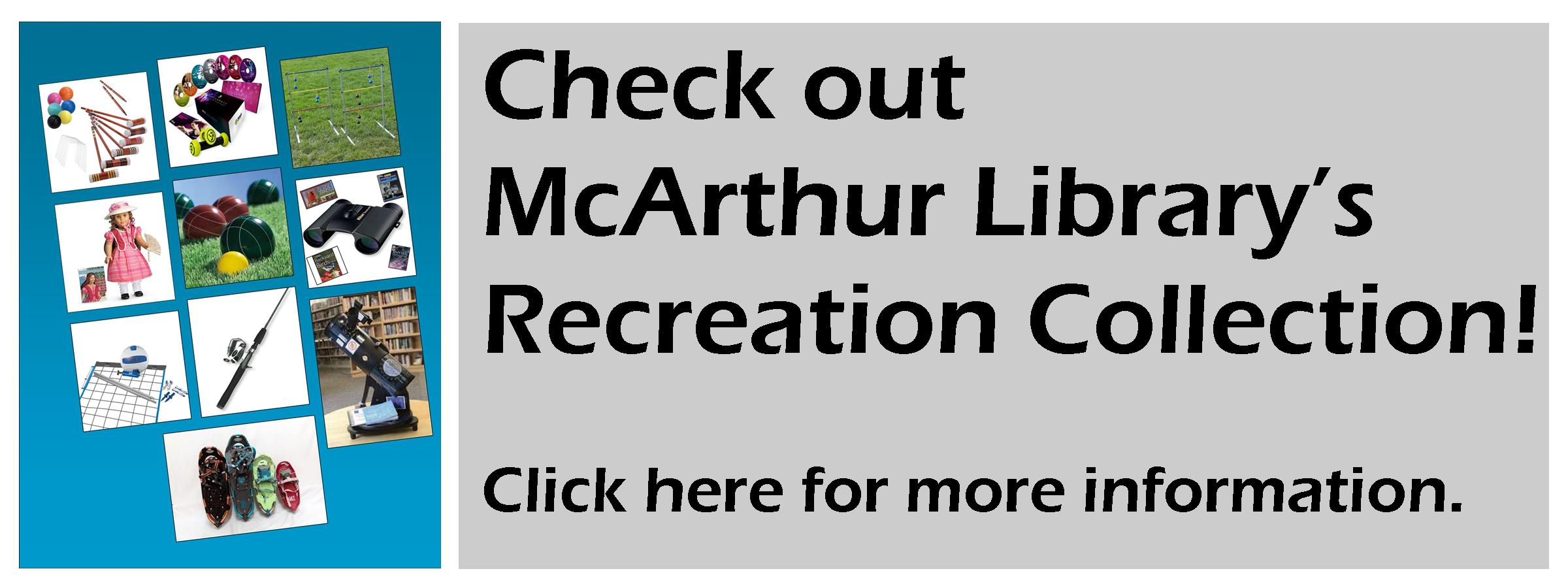 Link to Recreation Collection